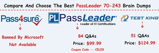 PassLeader 70-243 Exam Questions[27]
