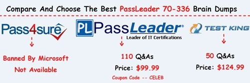 PassLeader 70-336 Exam Questions[23]
